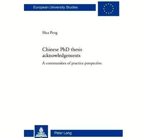 List of PhD thesis in economics research